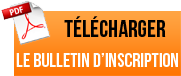 Télécharger le bulletin d'inscription